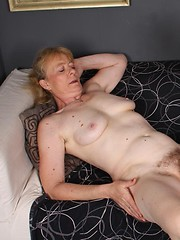Nude old women vaginas