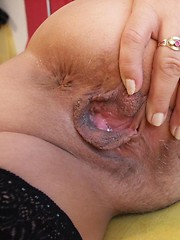 Juicy Old Pussy