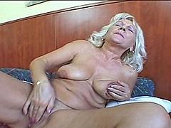 MILF Used As A Worthless Cum Receptacle